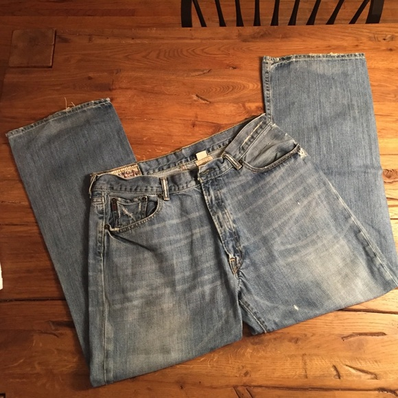 2778b49fd30 Abercrombie & Fitch Jeans | Abercrombie Fitch Mens Boot Cut | Poshmark