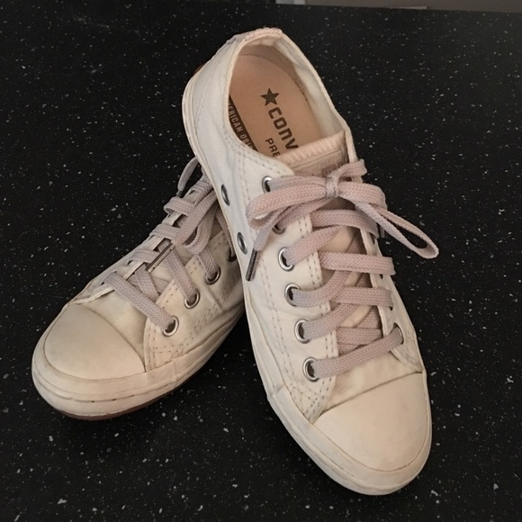 6a937fc04774 Converse Shoes - CONVERSE PREMIERE ALL STARS! Ivory Chuck Taylor 6