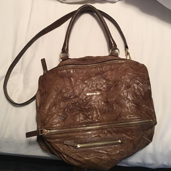 Givenchy Handbags - Large size Givenchy pandora bag in
