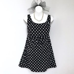 Maxine of Hollywood Other - Maxine of Hollywood Polka-Dot Swimdress