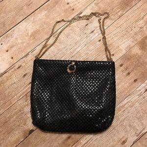 Vintage whiting & Davis metal mesh bag