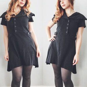 boutique Dresses & Skirts - {boutique} charcoal dress