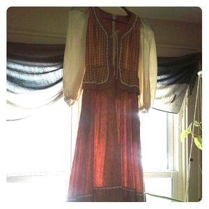 Gunne Sax Dresses & Skirts - Vintage Gunne Sax Prairie Dress