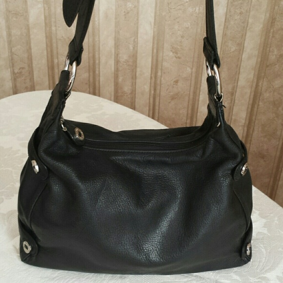 d45bd7154edc Black leather hobo bag leather purse women bags SALE black leather bag  leather shoulder bag crossbody