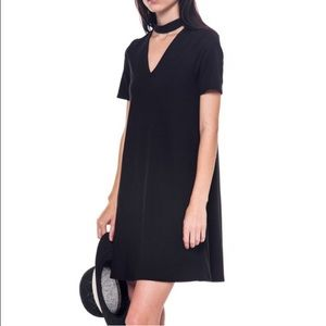 Bellino Clothing Dresses & Skirts - 🎉flash sale🎉Black Neck Cut Out Dress