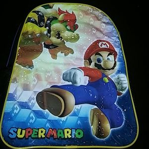 Nintendo Other - NWT SUPER MARIO Backpack