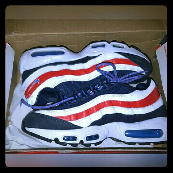online store fbfea cc703 Nike Shoes | Rare New Air Max 95 City Qs London England | Poshmark