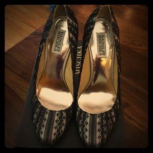 ❤️👠Fab Badgley Mischka heels. Worn once!