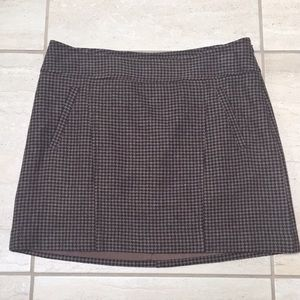 The Limited Dresses & Skirts - THE LIMITED Wool Brown Skirt