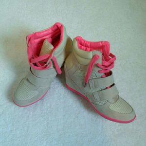 SUGAR Shoes - SUGAR HYPER WEDGE SNEAKER