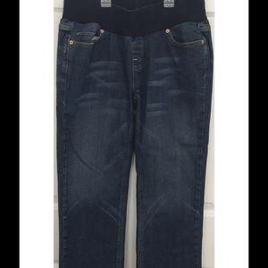 Women's Size 24 Maternity Jeans on Poshmark