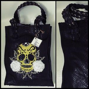 Old Gringo Handbags - OLD GRINGO ☠️ Genuine Python & Croc Tote NWT