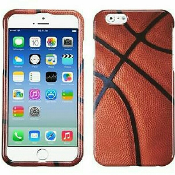 huge discount 470cc aba6b Apple iPhone 5 5s Basketball Sporty cell case NWT