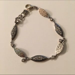 Silpada Jewelry - Silpada Icy Elements bracelet