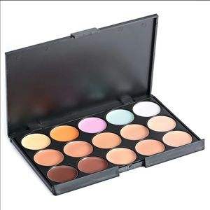 Other - 15 Colors Concealer Palette - NWT