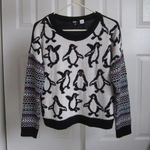 BDG penguin sweater