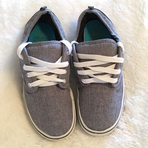 Faded Glory Other - Boy's Faded Glory Denim Sneakers