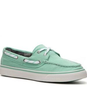 Sperry Top-Sider Shoes - Mint Sperry Top sider Boat Shoes