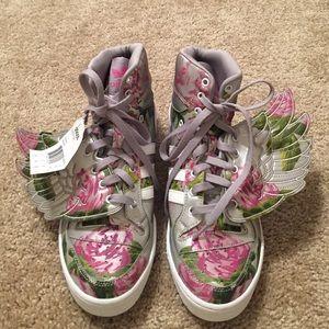 Jeremy Scott x Adidas Shoes - Jeremy Scott x Adidas Wing Shoes