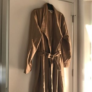 want my look Other - WANT MY LOOK men's wrap trench