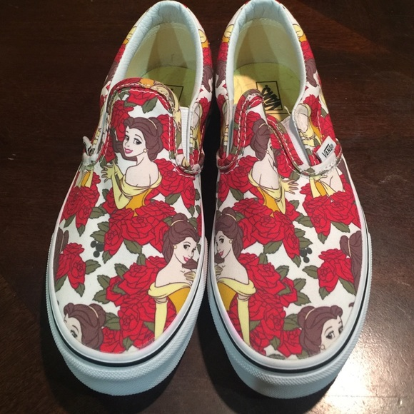 vans kid size to women's