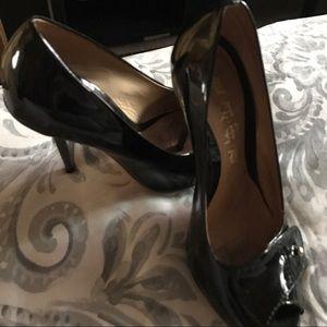 L.A.M.B. Shoes - L.a.m.b paten leather women's shoes