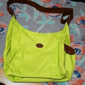 Longchamp Le Pliage hobo crossbody bag