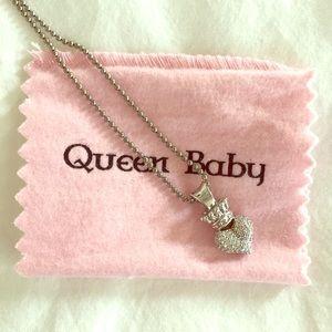 King Baby Studio Jewelry - Queen Baby necklace