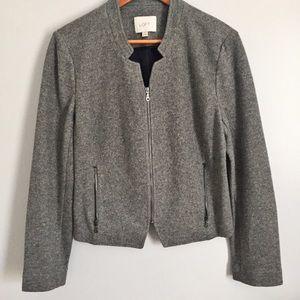 LOFT Jackets & Blazers - LOFT gray blazer