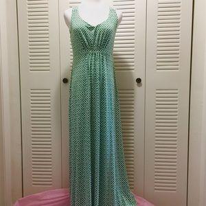 Boden Sleeveless Maxi Dress