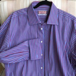 Thomas Pink Other - Thomas PINK French cuff dress shirt (XL)