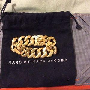 Marc Jacobs Katie gold bracelet