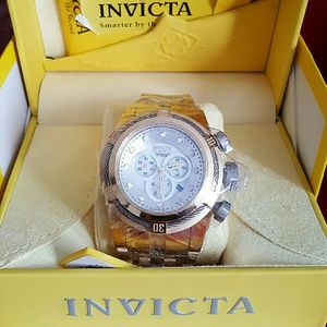 Invicta  Other - NWT $3,900 bolt reserve Chronograph watch