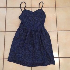Cotton On Dresses & Skirts - Cotton On Blue Floral Dress