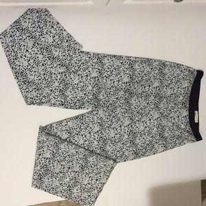 Bec & Bridge Pants - Bec+Bridge poly blend slacks with elastic waist
