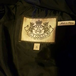 Small juicy couture jacket