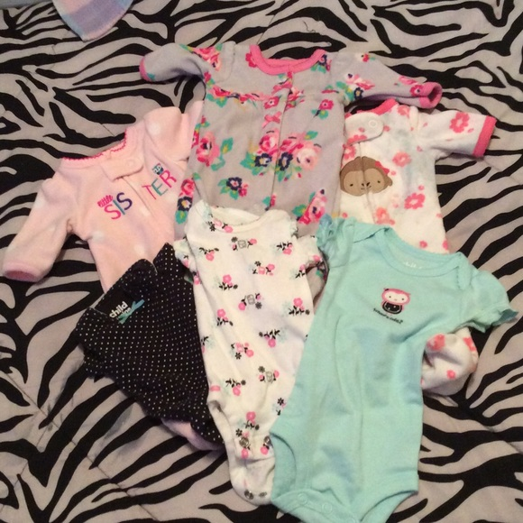 81c09493d Carter's Other   Baby Preemie Clothes   Poshmark