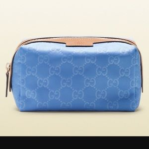 Gucci Handbags - NEW Authentic Gucci Tolietry Case