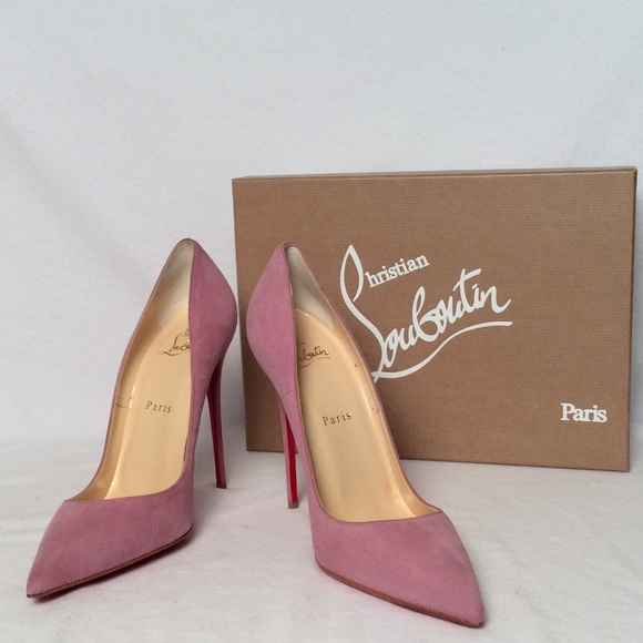 official photos 93a31 bdb02 $SOLD$$ Christian Louboutin So Kate 120 Suede NWT