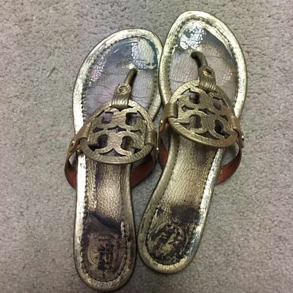 3debdf93b971 Used Tory burch Miller sandals. M 584cb41e2fd0b7652d0037e7. Other Shoes you  may like