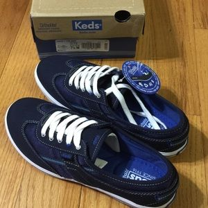KEDS cushion blue sneakers shoes