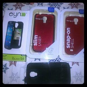 Accessories - Samsung Galaxy s4 Case Lot
