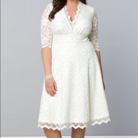 31e50e1218d11 Kiyonna Wedding Belle Dress