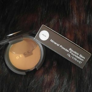 BECCA Other - BECCA Boudoir Skin Mineral Powder Foundation