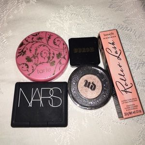 Other - Nars blush TArte blush UD eyeshadow benefit