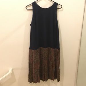 Vintage drop waist style dress