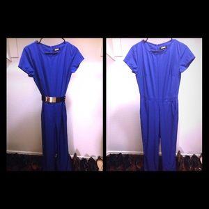 ✨Royal Blue Pant Jumpsuit✨