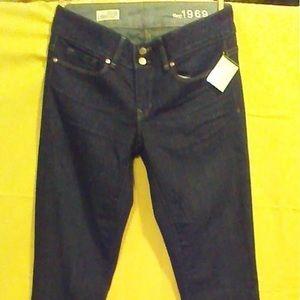 GAP 1969 boot cut jeans brand new