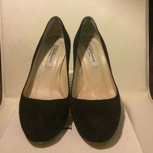 LK Bennett Shoes - Black LK Bennett Heels