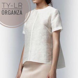 TY-LR Organza Top